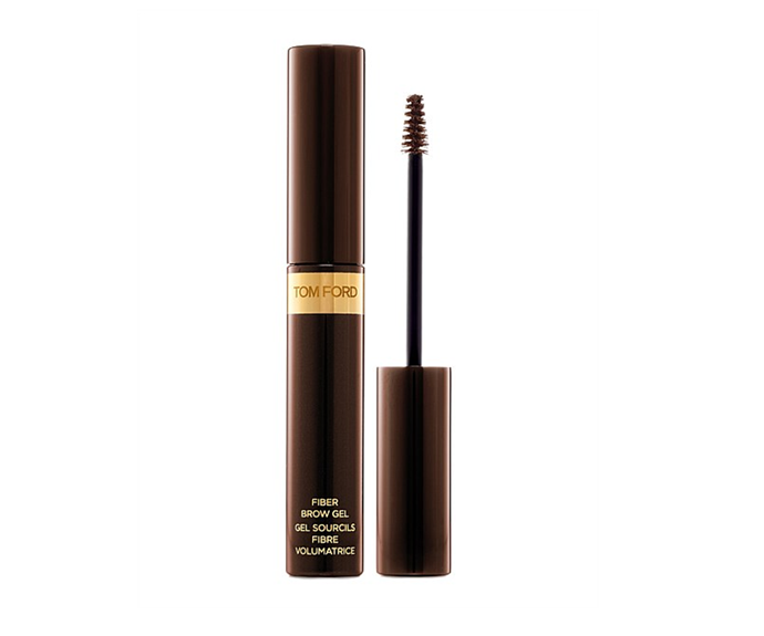 "**Fiber Brow Gel by Tom Ford, $74 at [David Jones](https://www.davidjones.com//20774470/Fiber-Brow-Gel.html|target=""_blank"")**<br> A fibre-filled formula that sets, tints and enhances feathery fullness."
