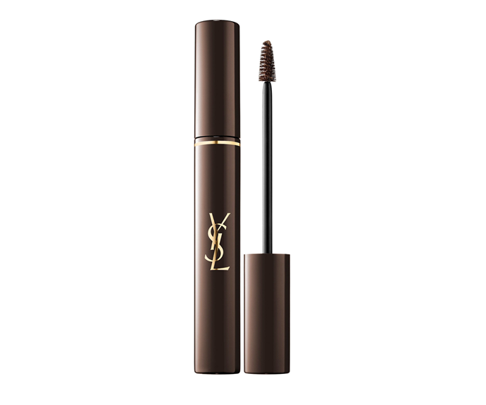 "**Couture Brow, $55 by [Yves Saint Laurent](https://www.yslbeauty.com.au/makeup/eyes/brows/couture-brow/3614270282355.html?cm_mmc=GooglePS-_-ProductSearch-_-COUTUREBROW-_-None&gclid=Cj0KCQiA7aPyBRChARIsAJfWCgIag5-vPNHwnrO141AelaWH5_c78NqdCcWO7kT4xV84QbaxE7mDblQaAvHbEALw_wcB&gclsrc=aw.ds|target=""_blank"")**<br> A buildable formula able to create looks spanning from natural to dramatic."