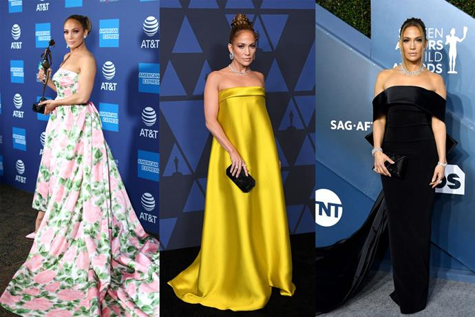 """**Jennifer Lopez** <br><br> Somewhere in between the preparation for her [2020 Super Bowl](https://www.harpersbazaar.com.au/beauty/jennifer-lopez-super-bowl-hair-19880