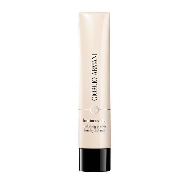 """**Giorgio Armani Luminous Silk Hydrating Primer, $76 at** [**Giorgio Armani**](https://www.giorgioarmanibeauty.com.au/makeup/face-makeup/face-primer/luminous-silk-hydrating-primer/apac-100023-arm.html#start=3&cgid=F1_MAKE_UP_FACE_PRIMER target=""""_blank"""" rel=""""nofollow"""") <br ><br/> By now you know that primer should be the last step of your skincare routine, before you reach for colour. But to create a complexion that will glow, Andrewartha says to consider where you place the formula. """"A luminous formula like this one is key because it really gives your skin that bright, multidimensional feel, but don't slather it all over,"""" he says. Instead, concentrate on the high points of the face where you really want radiance, such as the cheekbones, below your brows and around the edges of your face. """"Then give it another minute to soak in—pausing for a moment to allow the formula to settle on your skin is what will give you that long-lasting glow,"""" he says."""