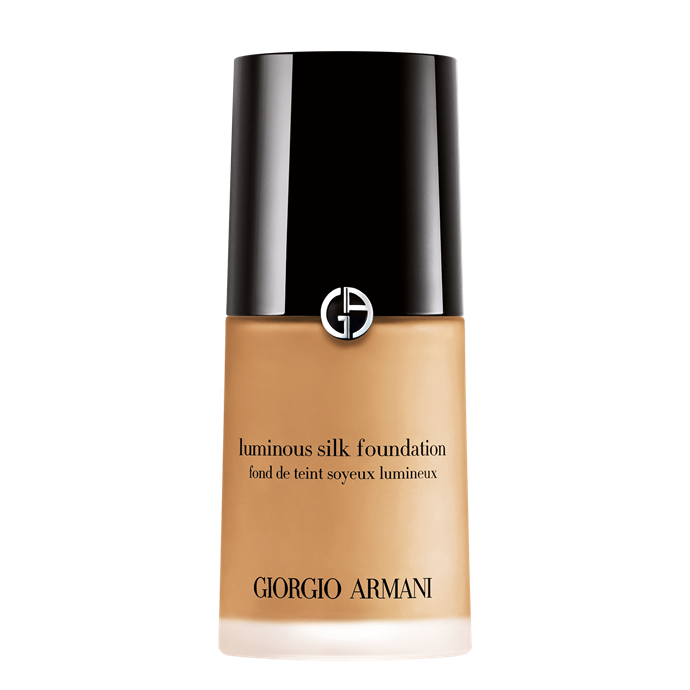 """**Giorgio Armani Luminous Silk Foundation, $100 at** [**Giorgio Armani**](https://www.giorgioarmanibeauty.com.au/makeup/foundation/liquid-foundation/luminous-silk-foundation/AP10101.html#start=1&cgid=F1_MAKE_UP_FOUNDATION target=""""_blank"""" rel=""""nofollow"""") <br ><br/> There's a reason this iconic formula (which launched 20 years ago) is a makeup artist favourite: """"It's a super-hydrating base that really does give skin a lit-from-within finish,"""" says Andrewartha, who swears by applying it with a fluffy brush to get the best results. """"The thing about self-setting foundations that women might not realise is that you only need the thinnest layers to get amazing coverage."""" Meaning less is more. Apply one or two pumps to the back of your hand and just kiss the brush to the base. """"Then buff the colour into skin so you get that incredibly natural finish."""""""