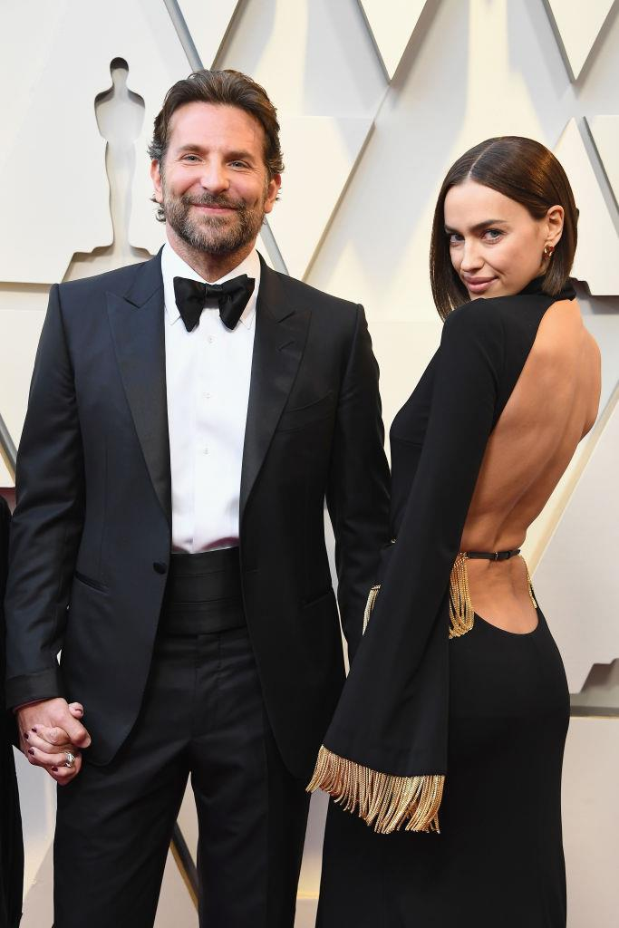 """**Irina Shayk and Bradley Cooper** <br><br> Supermodel and *Sports Illustrated* alumnus Irina Shayk famously enjoyed a low-profile romance with actor/director Bradley Cooper, between 2015 and 2019, and the two have a young daughter, Lea De Seine, from their relationship. In a 2020 [interview](https://www.harpersbazaar.com.au/celebrity/irina-shayk-life-after-bradley-cooper-19845