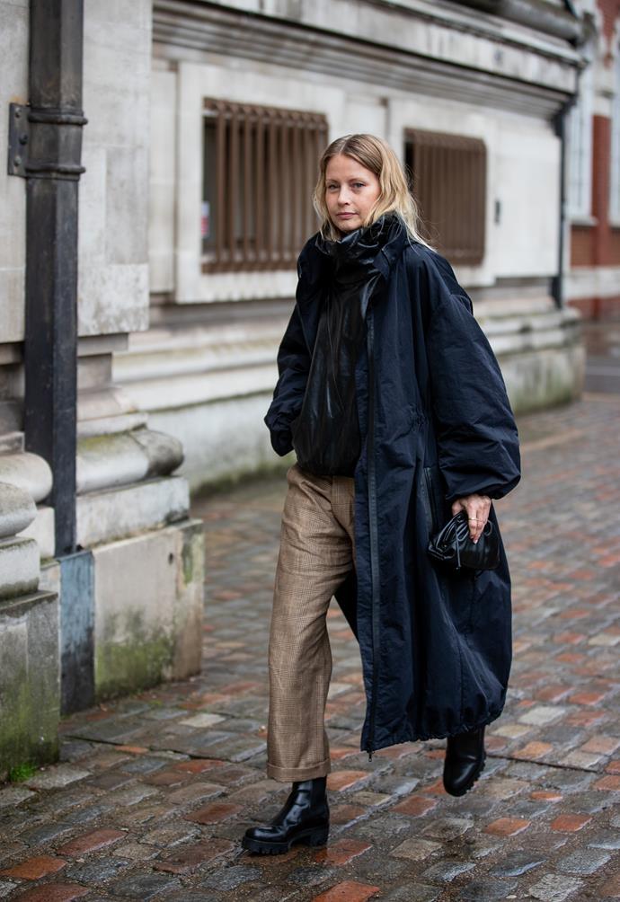 **Oversized Coats**