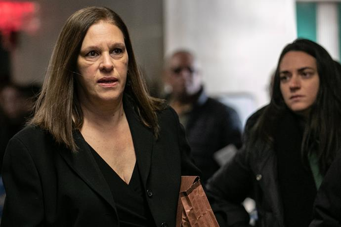 Prosecutor Joan Illuzzi Orbon
