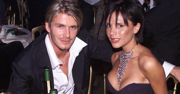Victoria Beckham Just Shared A Rare Personal Video Of Her And David As Young Lovers In The '90s
