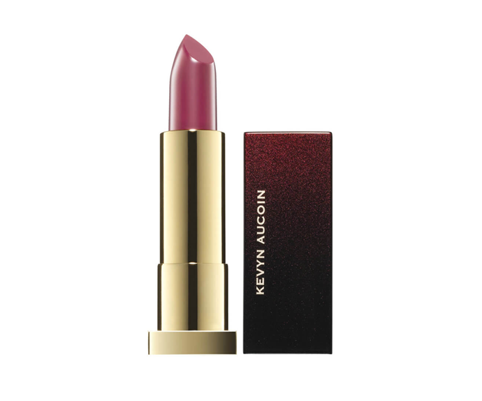 "**Expert Lip in Liproserin by Kevyn Aucoin, $56 at [MECCA](https://www.mecca.com.au/kevyn-aucoin/expert-lip/V-035065.html?cgpath=makeup-lips-lipstick|target=""_blank"")**"