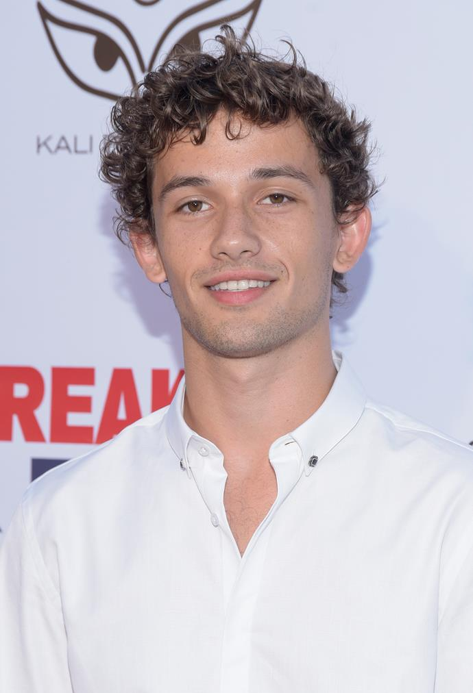 **Eli Brown**   <br> <br/> You might recognise Eli Brown from his role in the *Pretty Little Liars* spin-off *The Perfectionists*.  <br> <br/> The 19-year-old has also appeared in Netflix's *Spinning Out* and has two upcoming films in the pipeline.