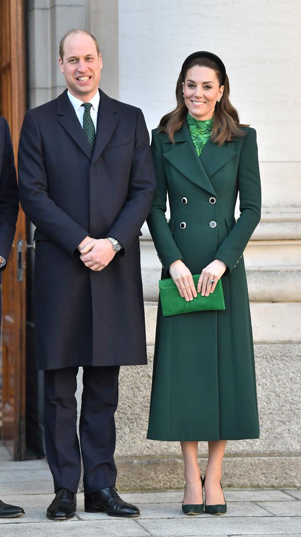 The Duke and Duchess of Cambridge in Ireland