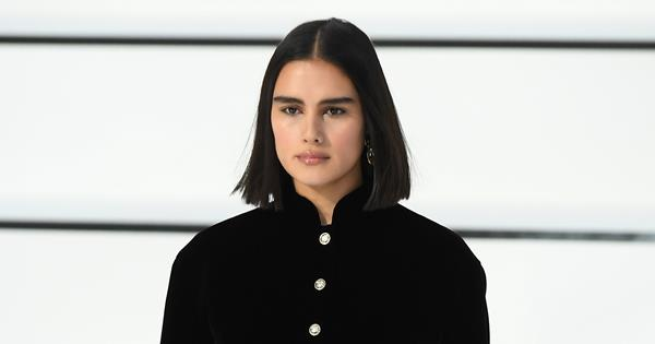 Chanel Casts Their First 'Plus-Sized' Model In 10 Years