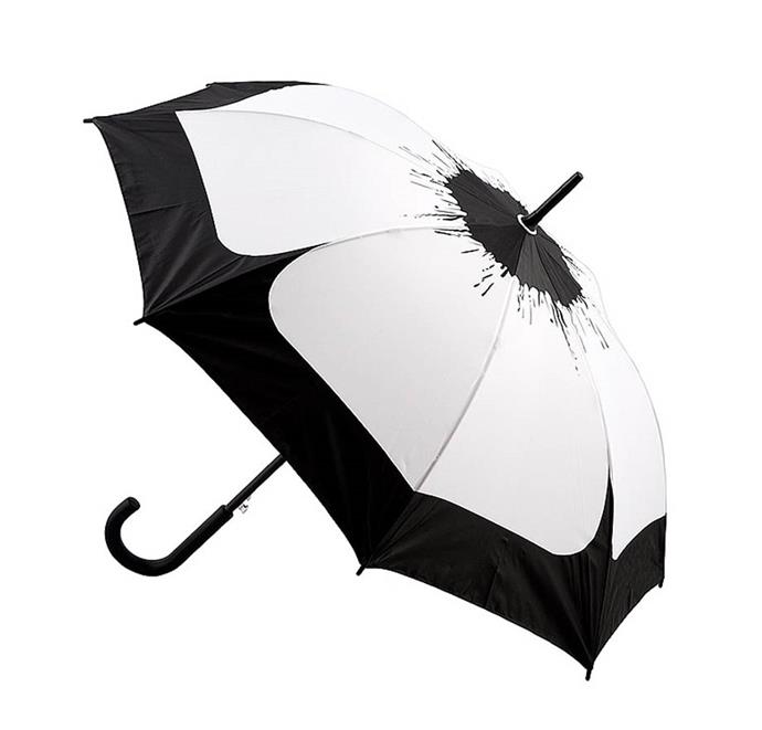 "Ladies regular umbrella by Clifton, $44.95 at [David Jones](https://www.davidjones.com/bags-and-accessories/womens-accessories/umbrellas/23077443/ladies-regular-umbrella.html|target=""_blank""|rel=""nofollow"")."
