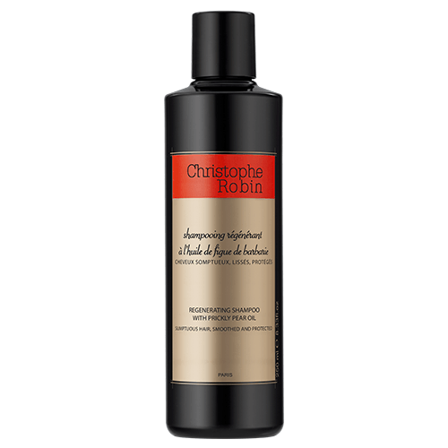 "Regenerating Shampoo With Prickly Pear Oil 250ml by Christophe Robin, $53 at [Adore Beauty](https://www.adorebeauty.com.au/christophe-robin/christophe-robin-regenerating-shampoo-with-rare-prickly-pear-oil.html|target=""_blank""