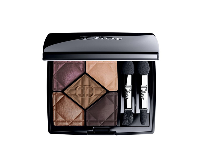 "**Diorshow 5 Couleurs in Feel by Dior, $107 at [Myer](https://www.myer.com.au/p/500906260?colour=797%20Feel|target=""_blank"")**<br> After something more muted? This pocket-sized palette is earthy but not OTT."