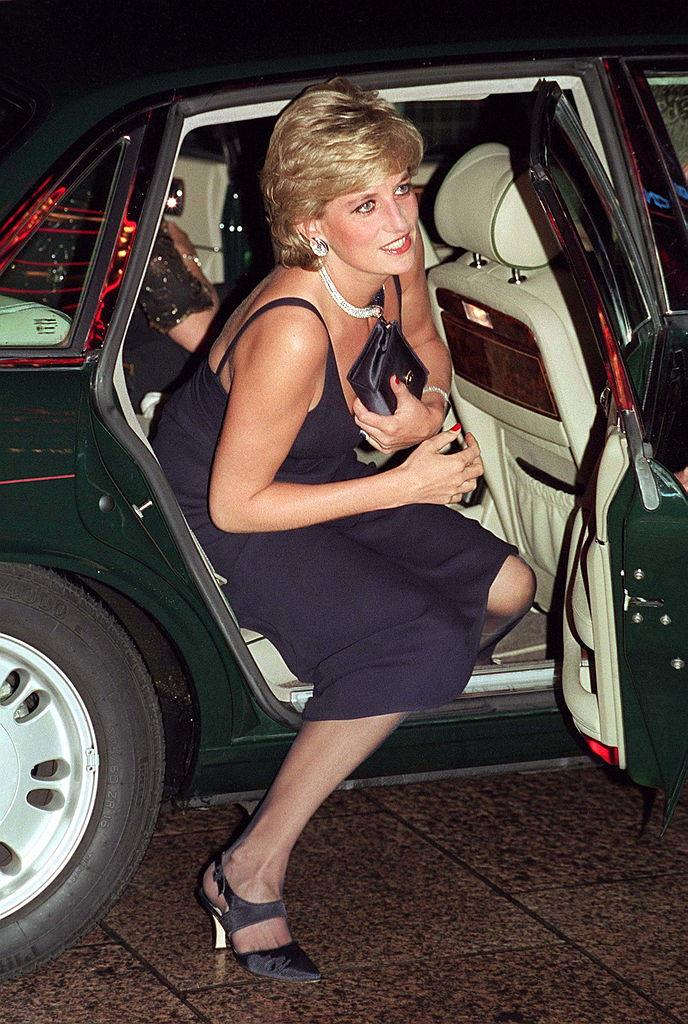 "**Princess Diana's ""cleavage bags""**<br><br>  More tactical than 'meaningful' per se, Princess Diana's clutches served a greater purpose than simply carrying her neccessities. In fact, the late Princess of Wales used the accessories, which [she called her ""cleavage bags""](https://www.goodhousekeeping.com/beauty/fashion/news/a44343/diana-cleavage-bags/
