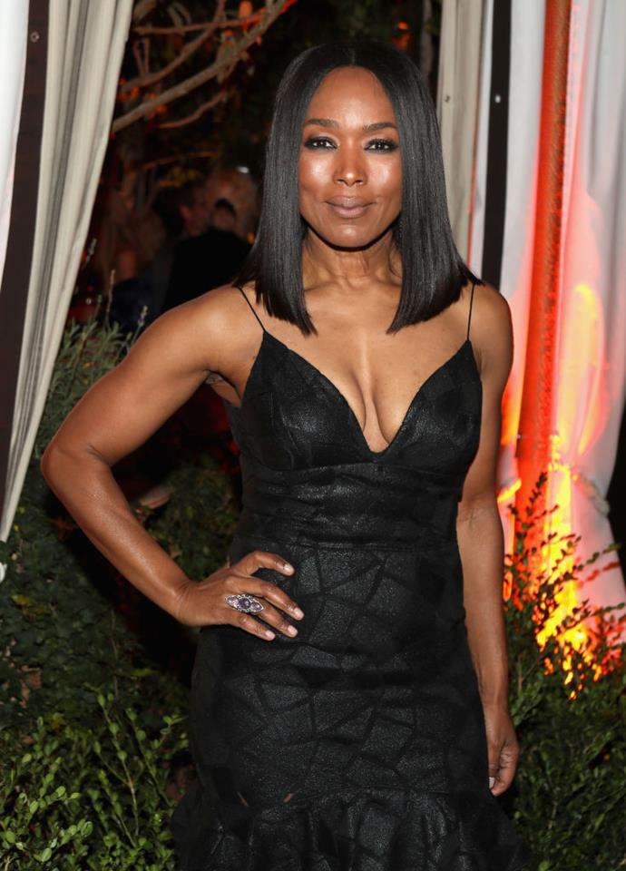 "**Angela Bassett** <br><br> [Bassett](https://www.harpersbazaar.com.au/health-fitness/angela-bassett-diet-fitness-17182|target=""_blank"") dedicates plenty of time to health and fitness (as was evidenced by the [bikini Instagram](https://www.instagram.com/p/Bmi1ZB_nbEw/