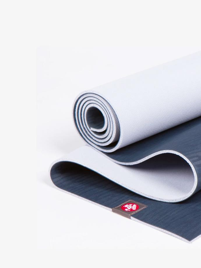 "***Best All-Around*** <br><br> The natural rubber in this mat from Manduka, not only provides the perfect amount of springiness and resistance but is cushioned enough to keep any yoga lover comfortable. <br><br> *Eko® Lite Yoga Mat 4mm* by Manduka, $129.99 at [Amazon.](https://www.amazon.com.au/Manduka-EKO-Yoga-Pilates-Midnight/dp/B00DJQF9D0/ref=asc_df_B00DJQF9D0/?tag=googleshopdsk-22&linkCode=df0&hvadid=341774290072&hvpos=&hvnetw=g&hvrand=6965810741725738685&hvpone=&hvptwo=&hvqmt=&hvdev=c&hvdvcmdl=&hvlocint=&hvlocphy=9071830&hvtargid=pla-312041692505&psc=1|target=""_blank""