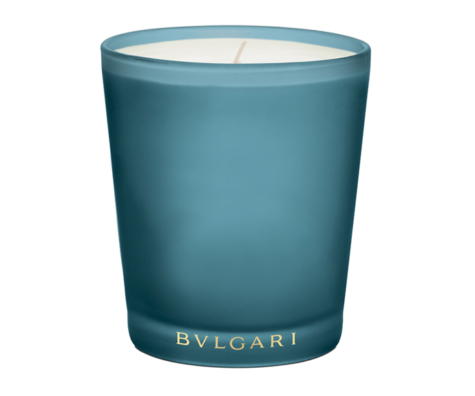 """**Eau Parfumée au Thé Bleu Candle by Bvlgari, $126 at [David Jones](https://www.davidjones.com/beauty/fragrance/candles-and-diffusers/candles/20441330/Eau-Parfumee-Au-The-Bleu-Candle-325g.html