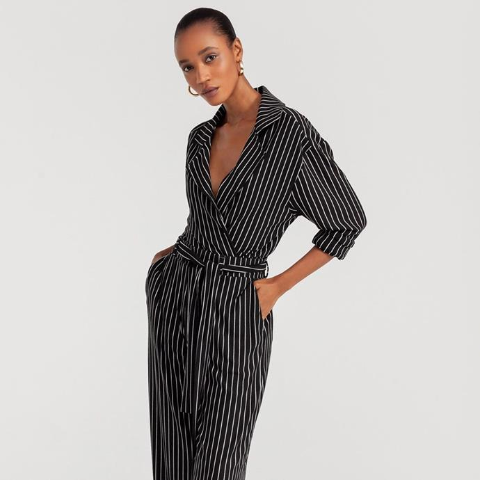 "**Leset**<br><br>  Don't let the crisp stripes fool you, Leset's loungewear is as comfortable as they come. Loved and worn by Margot Robbie, Gabrielle Union and Selena Gomez, the Los Angeles label's pieces are ideal for those pesky Zoom calls, offering all the ease of your favourite pyjamas with the polish of your go-to pantsuit. Moreover, the brand's ""Night In. Night Out. All Set."" ethos is infused across the entire collection, with the line emphasising easy, understated co-ords in soft cashmere and stretch knitwear."