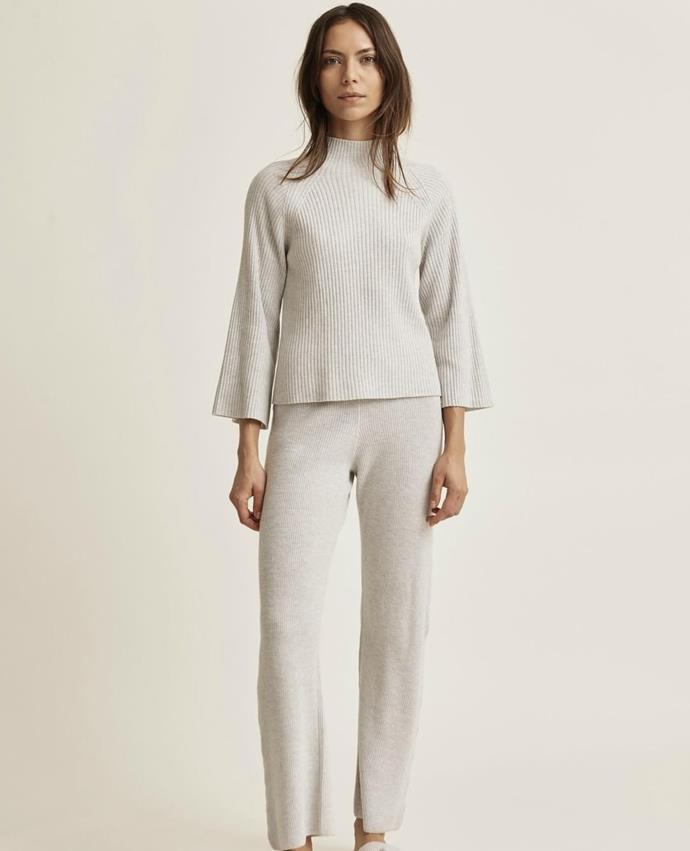 **Skin**<br><br>  With an emphasis on soft fabrics that move with the body, organic cottons and relaxed silhouettes, Skin—as its name suggests—is what homewear dreams are made of. Founded by Susan Beischel in 2003, the brand's offering of intimates, loungewear and sleepwear pieces all echo the same 'comfort first' ethos, while unexpected design details like flared sleeves and ruched accents, give its minimalist aesthetic a healthy twist.