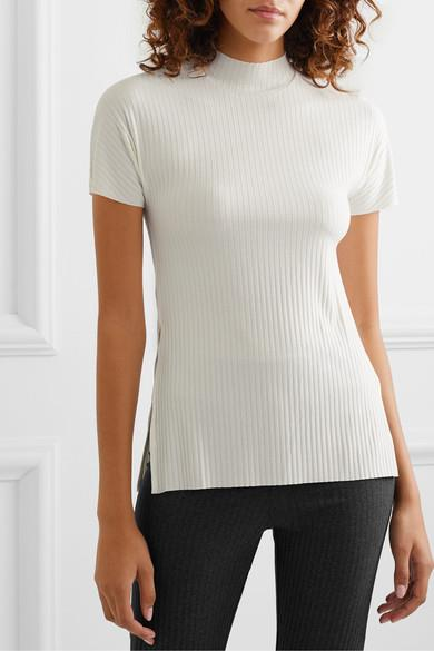 "Beatrice Rib Short Sleeve by Calé, $165.97 at [NET-A-PORTER](https://www.net-a-porter.com/au/en/product/1189067|target=""_blank""