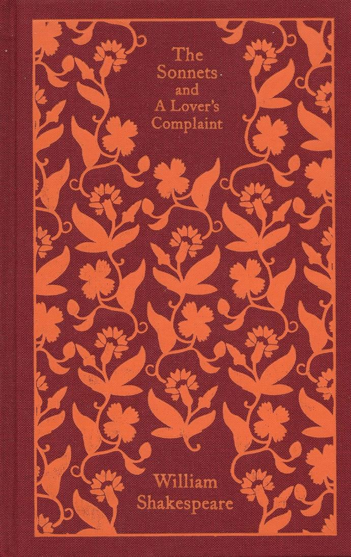 """***The Sonnets and a Lover's Complaint*** **by William Shakespeare**<br><br>  When this volume of Shakespeare's poems first appeared in 1609, he had already written most of the great plays that made him famous. The 154 sonnets—all but two of which are addressed to a beautiful young man or a treacherous 'dark lady'—contain some of the most exquisite and haunting poetry ever written, and deal with eternal subjects such as love and infidelity, memory and mortality, and the destruction wreaked by Time. Also included is *A Lover's Complaint*, originally published with the sonnets, in which a young woman is overheard lamenting her betrayal by a heartless seducer.<br><br>  *Buy it [here](https://fave.co/39rDlVb