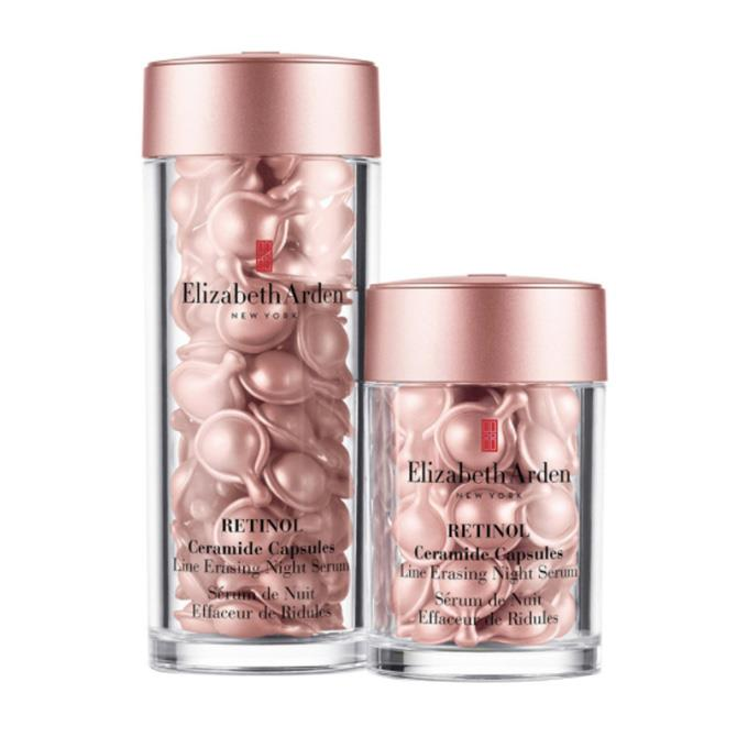 "**Step 7: Treat** <br><br/> Depending on your skin goal, now is the time to cater a step specifically to achieving it. Whether it's an eye cream to depuff, retinol to tackle wrinkles, or niacinamide to rebalance and fight pigmentation, apply to the area of concern. <br><br/> *Elizabeth Arden Retinol Ceramide Capsules, $79-$190 at [Myer](https://www.myer.com.au/p/elizabeth-arden-retinol-ceramide-capsules-line-erasing-night-serum-30pce-628964200-1|target=""_blank""