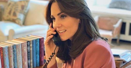 Kate Middleton's Book Collection Is What Quarantine Reading Dreams Are Made Of