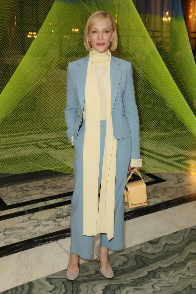 """**Cate Blanchett** <br><br> In the past, Cate Blanchett has been very critical of how certain platforms can be a birthplace for comparison and narcissism—especially Instagram. <br><br> In a 2015 interview with *[Yahoo Beauty](https://www.yahoo.com/lifestyle/cate-blanchett-on-colonics-self-respect-and-why-124559585.html