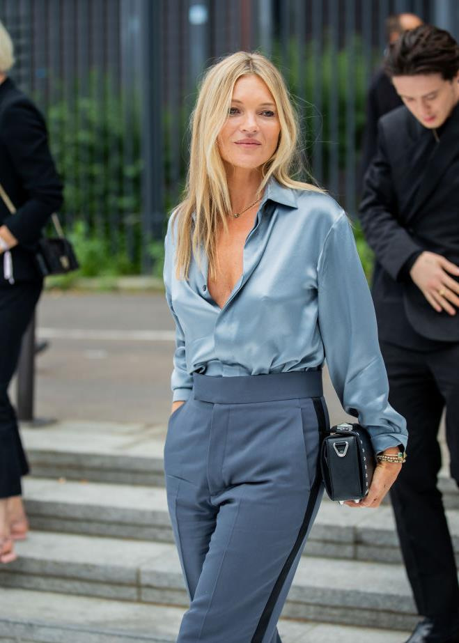 """**Kate Moss** <br><br> Unlike plenty of other ['90s supermodels](https://www.harpersbazaar.com.au/beauty/90s-supermodels-backstage-18988
