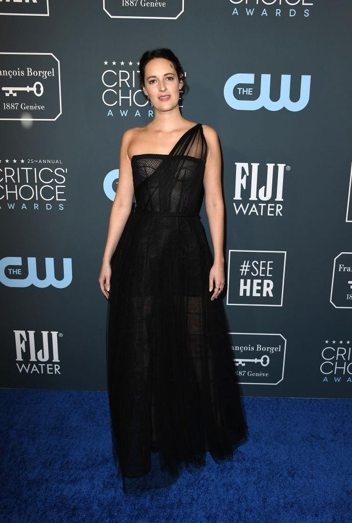 """**Phoebe Waller-Bridge** <br><br> As one of the most popular comic actresses and writers of her generation, [Phoebe Waller-Bridge](https://www.elle.com.au/fashion/phoebe-waller-bridge-golden-globes-suit-australian-bushfires-22840