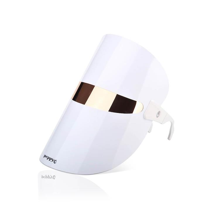 """**Peppy Co Led Light Therapy Mask, $179 at [Peppy Co](https://peppyco.com/products/led-light-therapy-mask target=""""_blank"""" rel=""""nofollow"""")**"""