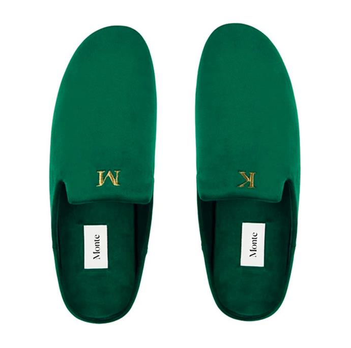 """**The Hunter Green, $145, at [Monte](https://www.montestore.com/collections/monte-store/products/hunter-green-monte