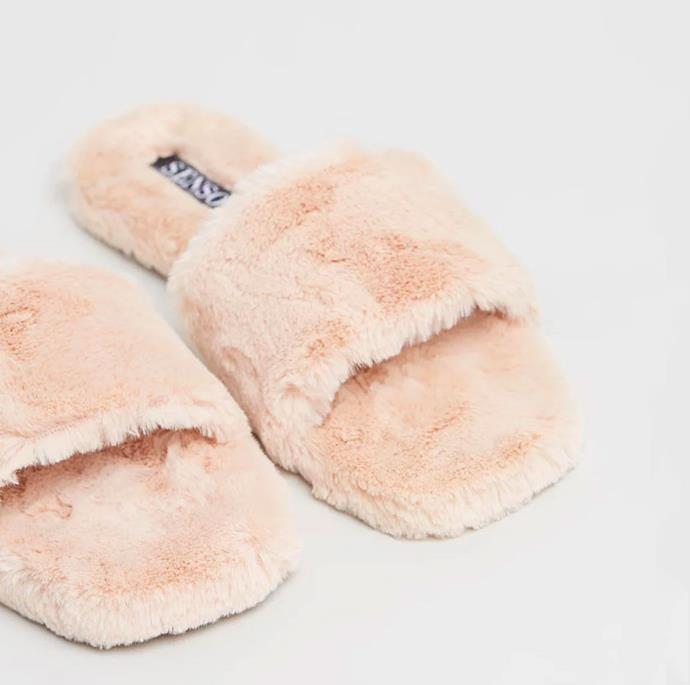 """**Idella Slippers by Senso, $139, at [The Iconic](https://www.theiconic.com.au/idella-882233.html