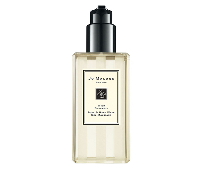 "**Wild Bluebell Body & Hand Wash by Jo Malone London, $61 at [Myer](https://www.myer.com.au/p/wild-bluebell-body---hand-wash-250ml-288397450|target=""_blank"")**<br></br> The brand's beloved bluebell fragrance in heavenly hand wash form."