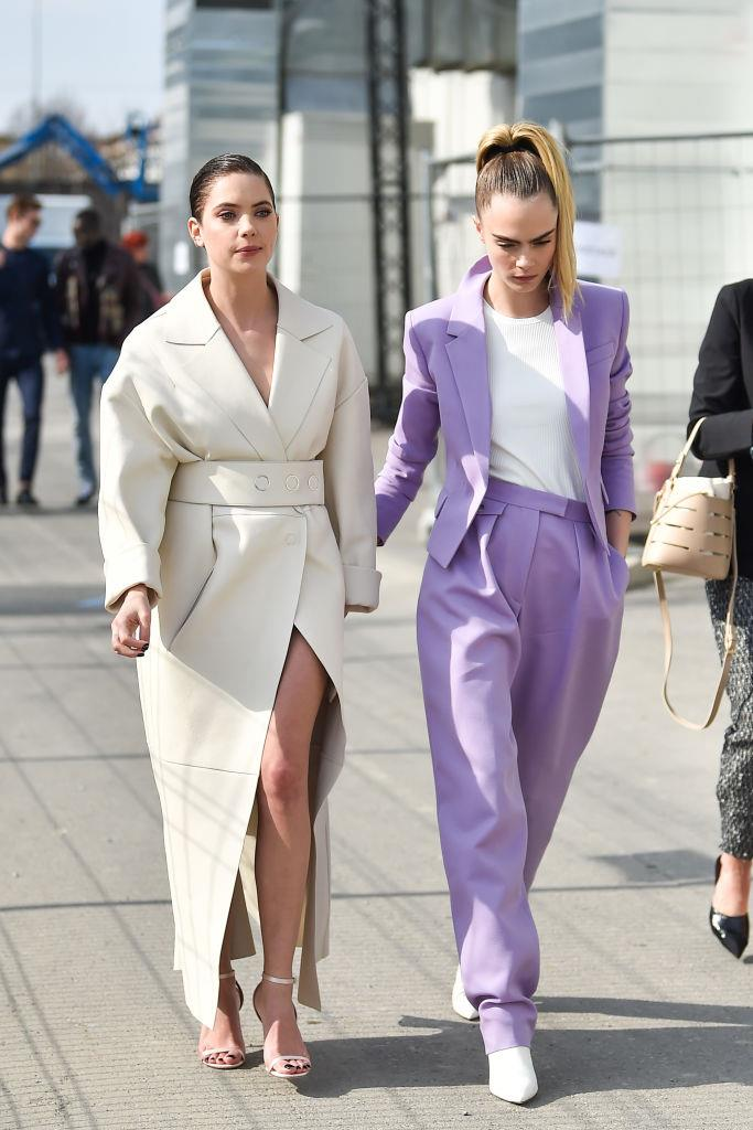 """**Ashley Benson and Cara Delevingne (*[@ashleybenson](https://www.tiktok.com/@ashleybenson