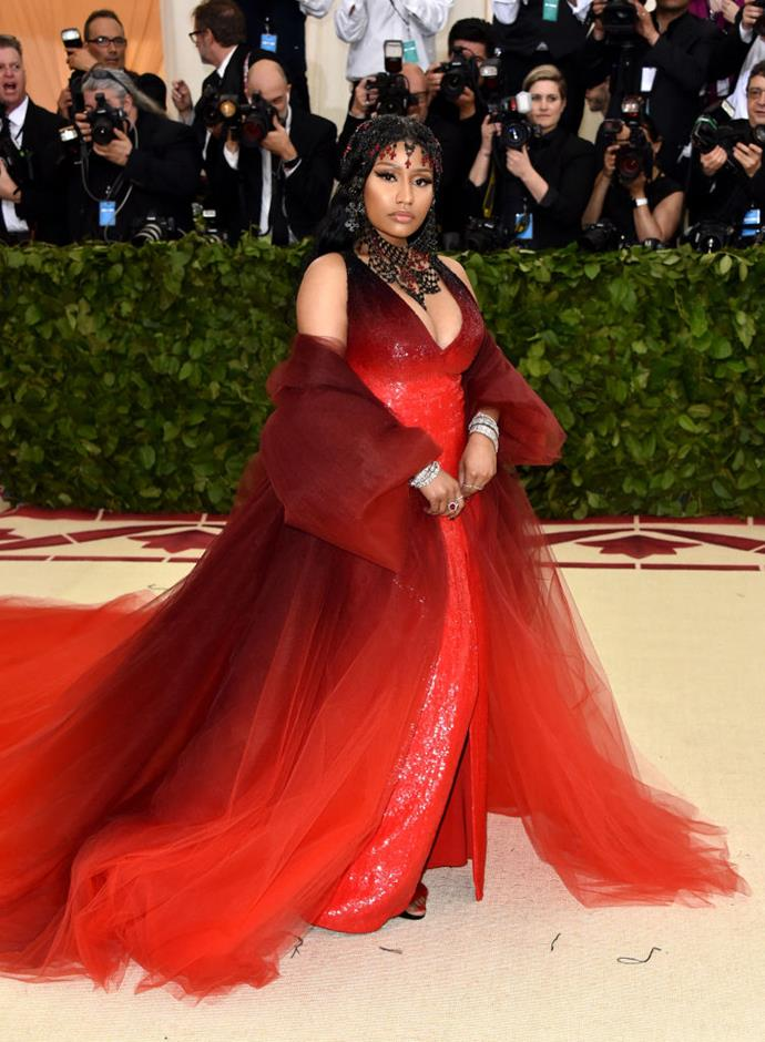 """**Nicki Minaj (*[@nickiminaj](https://www.tiktok.com/@nickiminaj