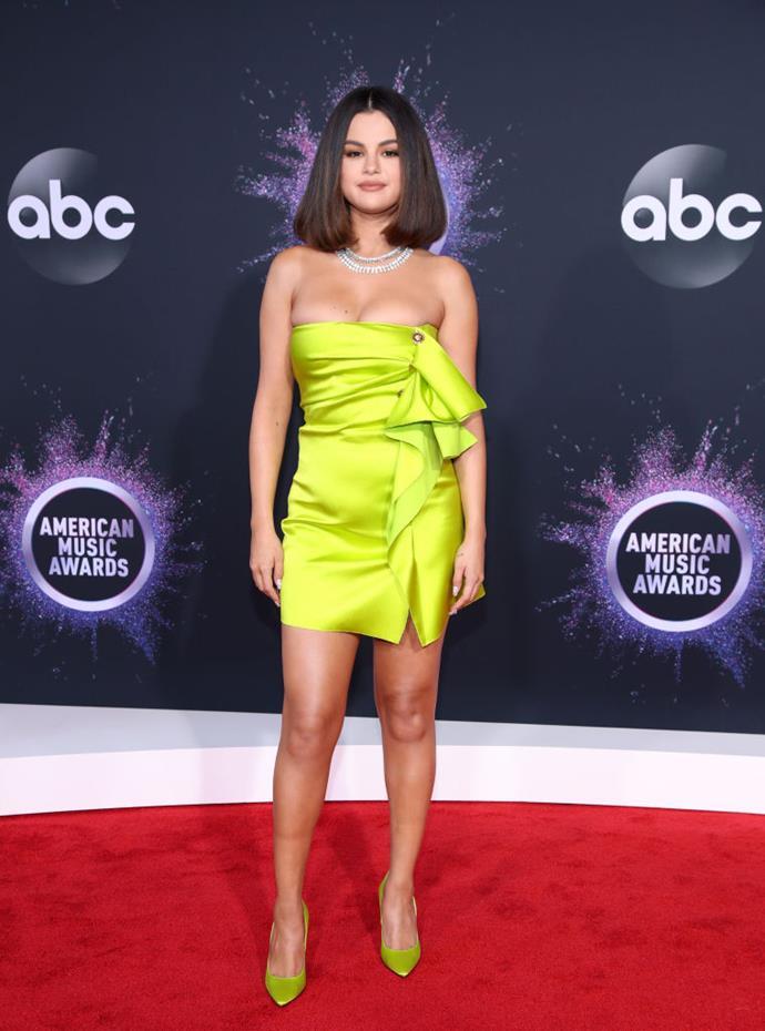 "**Selena Gomez (*[@selenagomez](https://www.tiktok.com/@selenagomez|target=""_blank""|rel=""nofollow"")*)** <br><br> Considering Selena Gomez is the most-followed female celebrity on Instagram, it's hardly surprising that she's popular on TikTok, ever since sharing her first video in October 2019."