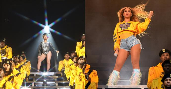 ***Homecoming* (2019)** <br><br> Aside from showing why she's arguably the best performer of our time, Beyoncé's *Homecoming* documentary on Netflix is a feast for fashion aficionados. Documenting the performer's preparation for her iconic Coachella set in 2018, the film features an entire wardrobe designed by Balmain creative director Olivier Rousteing.