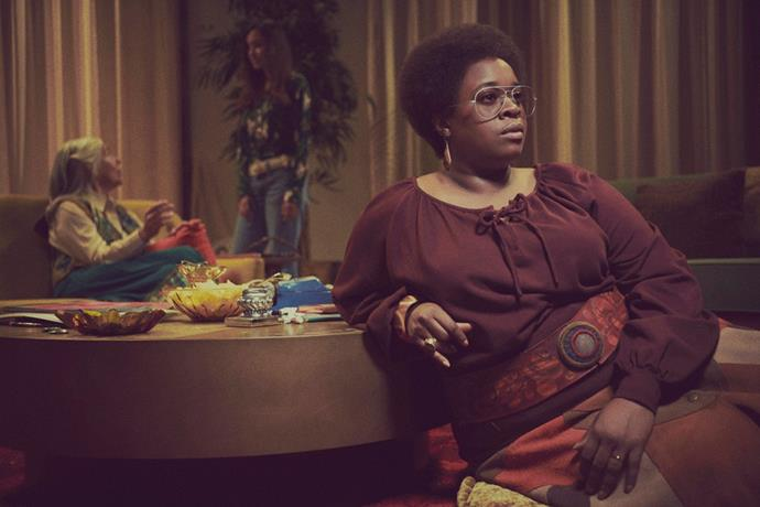 **Bria Henderson as Margaret Sloan-Hunter**<br><br>  Up-and-comer Bria Henderson stars as Margaret Sloan-Hunter, an active black feminist and writer, who served as an early editor at Steinem's *Ms.* magazine. In 1973, she also founded the National Black Feminist Organisation.