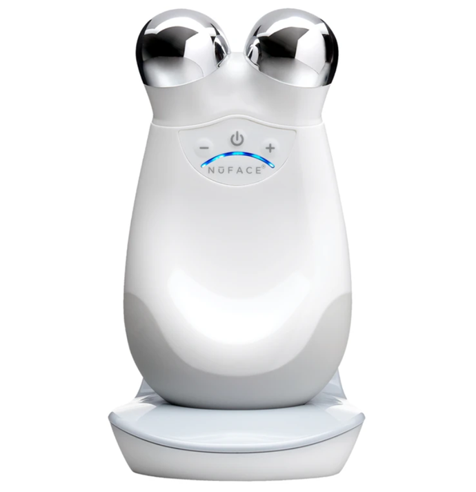 """**Facial Toning Device by NuFACE, currently $542 (down from $616) at [Current Body](https://fave.co/2WbKLr3