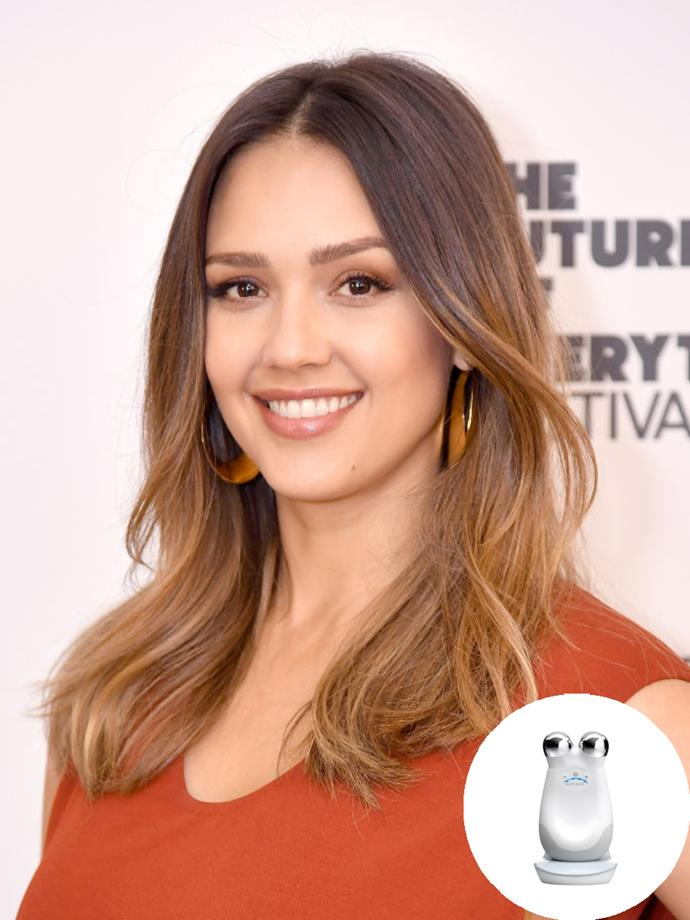 Used by Jessica Alba.