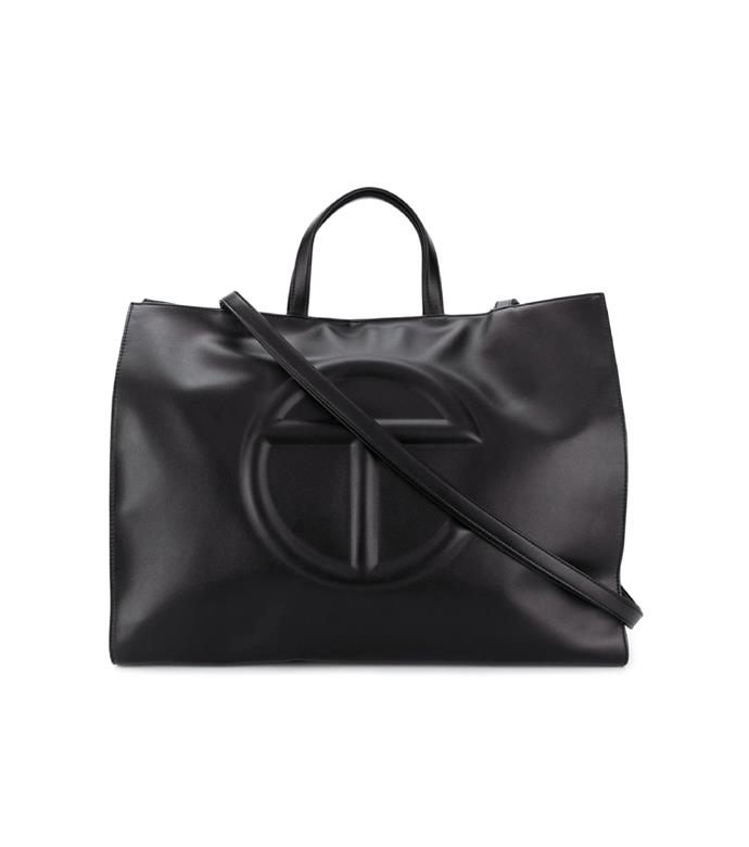 "**3. Telfar 'Shopping Bag'**<Br><Br>  Entering The Lyst index for the first time, Telfar's embossed logo tote bag comes in third for the hottest women's product of 2020 (so far). Dubbed the [""Bushwick Birkin""](https://www.thecut.com/2020/01/how-telfars-shopping-bag-became-the-bushwick-birkin.html