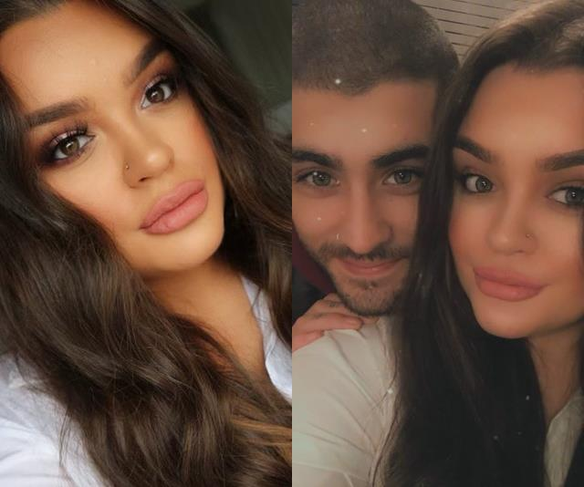 "**Doniya Malik** <br><br> **Relationship:** Zayn's Sister <br><br> Zayn's sister, Doniya, is the eldest of all four siblings. Doniya is a British beauty and fashion blogger, Instagram star and entrepreneur. Along with sharing happy snaps with her sibling, Doniya frequently posts her makeup clients to [her social media](https://www.instagram.com/waliyha.beauty/?hl=en|target=""_blank""