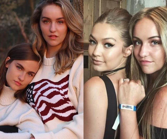 "**Joann and Lizzy van den Herik** <br><br> **Relationship:** Gigi's Cousins <br><br> Daughters to Gigi's uncle Leo, Joann and Lizzy van den Herik, are also based in Amsterdam. While Lizzy seems to be an aspiring musician, Joann has taken to the modelling industry. [Like Gigi](https://www.elle.com.au/celebrity/gigi-hadid-runway-body-23072|target=""_blank""), Joann is a champion for body positivity and frequently [posts about it](https://www.instagram.com/p/B_ktOvMjQa3/