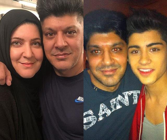 "**Yaser Malik** <br><br> **Relationship:** Zayn's Father <br><br> Originally hailing from Pakistan, Yaser appears to be nothing but a supportive father, with his Instagram page almost completely dedicated to his son. A song from Zayn's debut solo album, ""Flower"", is inspired by his father. He praises his father for introducing him to music like Prince, Bob Marley, and Notorious B.I.G. <br><br> ""When I was little, I think it was a bit of a mission of his to turn me on to '90s hip-hop,"" he wrote in [his self-titled autobiography](https://www.amazon.com.au/Zayn-Malik/dp/1524718726
