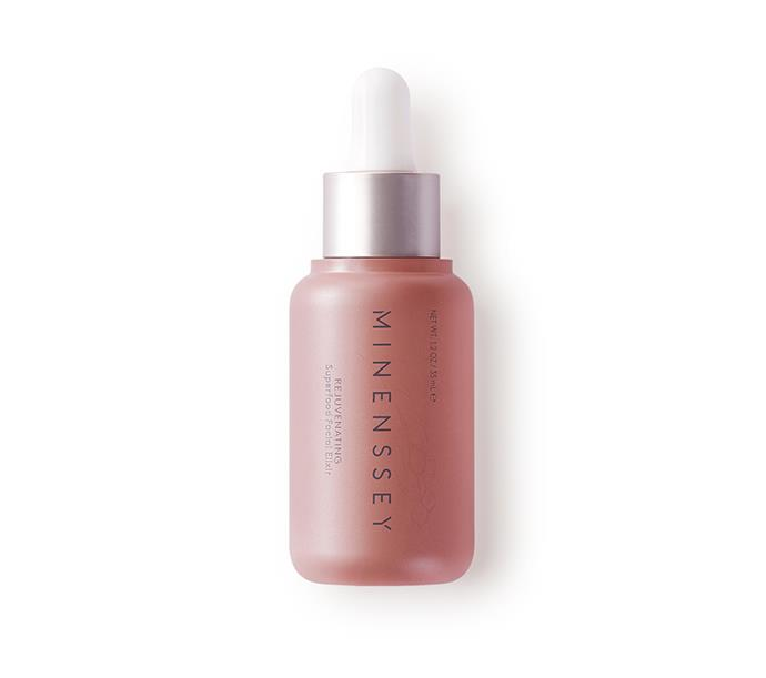 "**Rejuvenating Superfood Facial Elixir 35ml by [Minenssey](https://minenssey.com/?utm_source=BAZAAR&utm_medium=home&utm_campaign=SuperfoodElixir&utm_content=Article|target=""_blank""