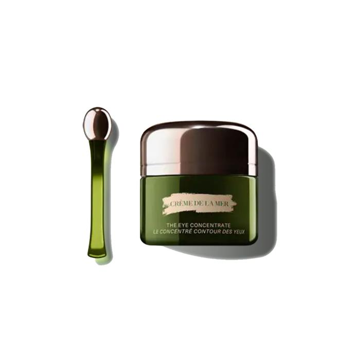 """**Crème De La Mer 'The Eye' Concentrate**  <br><br> ***Why we love it:*** As one of La Mer's highly-regarded offerings, the brand's Eye Concentrate improves skin vitality and softens the skin, visibly reducing the appearance of dark circles. Additionally, the cool smoothing applicant works a treat. <br><br> *$315 for 15mL, available at [La Mer](https://fave.co/2AhUYLb