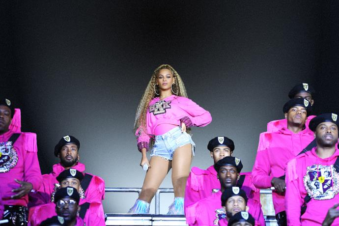 "***[Homecoming: A Film by Beyoncé](https://www.netflix.com/au/title/81013626|target=""_blank""