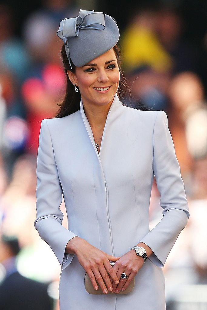 """**Kate Middleton, the Duchess of Cambridge** <br><br> Though she's now a royal family member, the Duchess of Cambridge once worked in a regular job just like the rest of us. After a brief stint working for her family business, party supply company Party Pieces, Kate worked as an assistant for British clothing retailer [Jigsaw](https://www.jigsawclothing.com.au/ target=""""_blank"""" rel=""""nofollow""""), and many were impressed by her work ethtic. <br><br> Per *[Marie Claire](https://www.marieclaire.com/celebrity/a22767425/kate-middleton-had-these-two-very-normal-jobs-before-she-became-a-royal/ target=""""_blank"""" rel=""""nofollow"""")*, Jigsaw's co-founder, Belle Robinson, gave an interview with *[Evening Standard](https://www.standard.co.uk/showbiz/kates-not-precious-she-mucked-in-at-jigsaw-6922185.html target=""""_blank"""" rel=""""nofollow"""")* in 2008, and mentioned how well Kate juggled her normal job with being relentlessly followed by paparazzi. """"I thought she was very mature for a 26-year-old, and I think she's been quite good at neither courting the press nor sticking two fingers in the air at them,"""" Robinson said."""