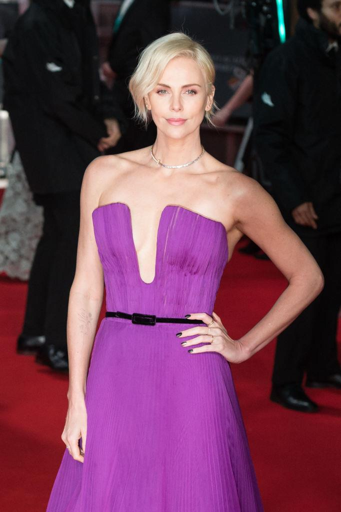 **Charlize Theron** <br><br> She's now one of the most respected actresses of her time, but Charlize Theron nearly didn't become an actress at all. The South African screen star initially moved to the U.S. to train as a ballet dancer, but forewent her hopes of a dance career after injuring her knee when she was 18. <br><br> In a more unexpected turn of events, Theron was approached by an acting agent during a dramatic confrontation at an L.A. bank, where a teller refused to cash a cheque from her mother. Thus, her acting career first began.