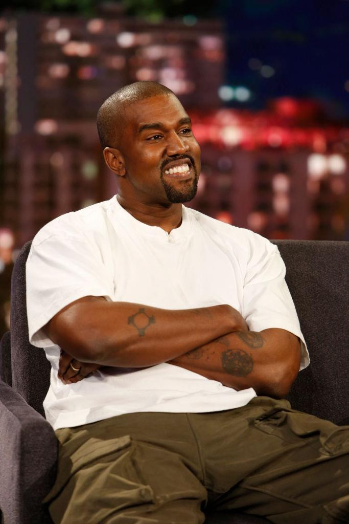 """**Kanye West** <br><br> Prior to his success as a music producer and later, as a performer and fashion designer, Kanye West worked at a Chicago location of popular clothing chain The Gap. West even discussed his experiences at The Gap in his 2004 song, """"Spaceship"""", and admitted that he occasionally stole from the store (but never got caught) to make up for his small paycheck."""
